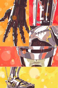 Robocop #1 Variant - Goni Montes