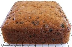 Yields about 36 pieces by by We recommend making this cake at least a few days before serving as the flavour and texture . Easy Cake Recipes, Sweet Recipes, Dessert Recipes, Simple Fruit Cake Recipe, English Fruit Cake Recipe, Christmas Fruit Cake Recipe, Quick Fruit Cake, Christmas Cakes, Pear And Almond Cake