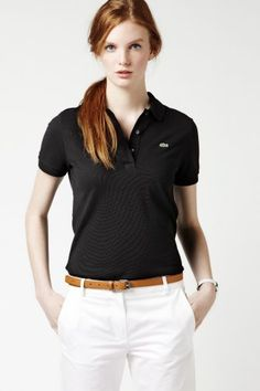 09e81c77 14 Best polo shirt outfits images | Polo shirt women, Style fashion ...