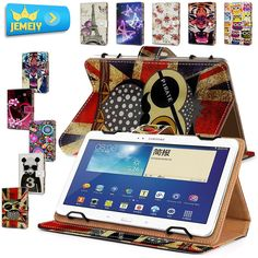"""$12.99 (Buy here: http://appdeal.ru/85qb ) For Samsung GALAXY Tab 3 7"""" Lite T110 T111 Universal PU Folio Wallet Leather Case Tablet Protective Stand Cover Small Size for just $12.99"""