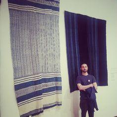 #African #textile at High Museum // Atlanta GA