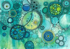 colorful doodle art - Google Search