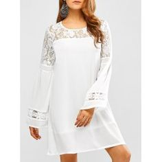 SHARE & Get it FREE | Lace Long Sleeves DressFor Fashion Lovers only:80,000+ Items • FREE SHIPPING Join Twinkledeals: Get YOUR $50 NOW!