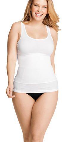bb4b45d8b3c32 Shapewear Tank Tops   Slimming Cami Shapers. Plus Size ...