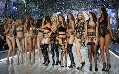 I do not like Victoria Secret Fashion Show / Eu não gosto do desfile da Victoria Secret