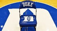 2014 Holiday Auction - Autographed Duke Bench Chair