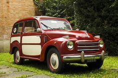 1954 FIAT 500C 'Topolino' Belvedere Estate Car