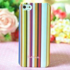 Colorful your life with this Paul Smith case for iphone 5, protect your iPhone 5 with the Paul Smith hard case! Not only does it change the look of your iphone in seconds, but it protects it too..