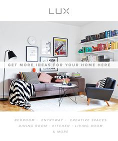 Ideas and Inspiration for all your home needs.  We explore bedroom tips, entryway accents, creative space usage, kitchen and dinning room decorations and much more.  Follow us on Pinterest today!