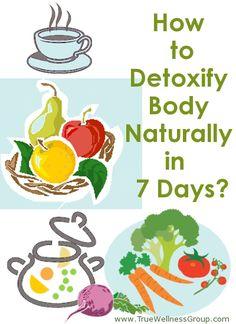 Detox Cleanse #DetoxCleanse #Detox #Cleanse http://www.promotehealthwellness.com/detoxify-body-naturally/