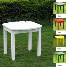 Outdoor Sidetable - A Collection by Anglina - Favorave