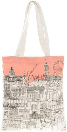 Oasis shopper bag !