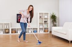 Use Right Tools and Proper Schedule for Efficient #Cleaning. Check @ http://bit.ly/1Kow7x8