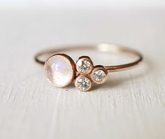 Hey, I found this really awesome Etsy listing at https://www.etsy.com/listing/280219044/moonstone-ring-moissanite-ring