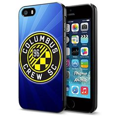 Soccer MLS Columbus Crew SC LOGO SOCCER FOOTBALL, Cool iPhone 5 5s Smartphone Case Cover Collector iphone Black Phoneaholic http://www.amazon.com/dp/B00WPQIIYW/ref=cm_sw_r_pi_dp_78Spvb0SN848H
