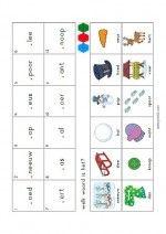 Mini Loco Winter – Welk woord is het? Mini, Reading, Index Cards, Word Reading, Reading Books, Libros