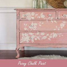 Peony Chalk Paint