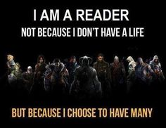 HA!  now when i tell someone i read a lot and they say i don't have a life, i'll tell them this!  BOOM!