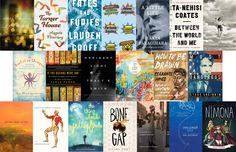 2015 National Book Awards finalists.