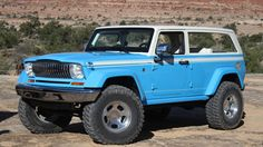 2015 Easter Jeep Safari Concepts