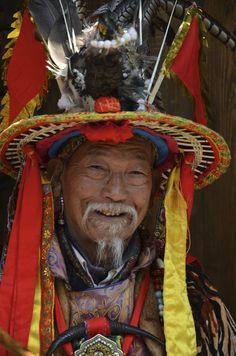 Lijiang, China - Dongba - Please like http://www.facebook.com/RagDollMagazine and follow @RagDollMagBlog @priscillacita