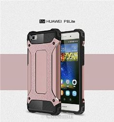 BEST Huawei P8 lite Case, Cocomii® [HEAVY DUTY] Commando Case *NEW* [ULTRA BONIC ARMOR] Premium Dustproof Shockproof Bumper - Full-body Rugged Hybrid Protective Cover Bumper Case for Huawei P8 lite • Unique, rugged design with style and the utmost protection • Raised edge around the front lip for face-down protection • Extreme protection from drops and scratches • Unique, aesthetic dustproof design that adds beauty • 5% Off Coupon Code 6BXA7NOZ This Week Only!