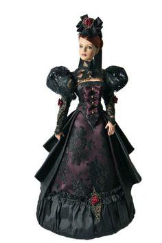 Fashion  doll  from RedSilkThread