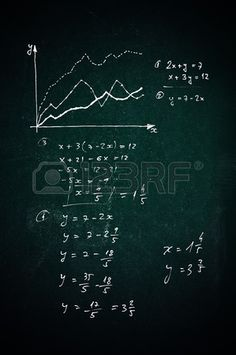 Picture of Math functions calculations on green chalkboard stock photo, images and stock photography. Music Files, Chalkboard, Robot, Stock Photos, Math, Green, Pictures, Inspiration, School