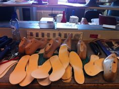 Made 'some' new inner soles!