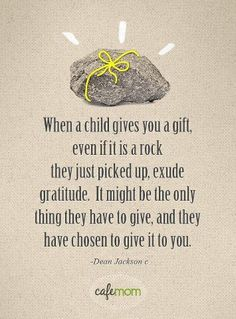 O_o *is reminded of the rock my teacher got from her son*