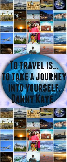 Travel: JauntTheWorld - Visit all the people and places you can see! #travel #motivation