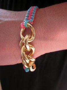 DIY Jewelry: DIY Cobra Bracelet