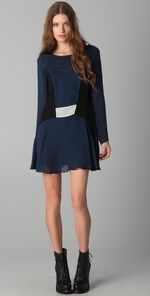 loving this dress by elizabeth and james