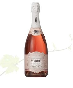 KORBEL Sweet Rosé is made from a complex selection of both red and white grape varieties. The blend is designed to have very bright fruit flavors and aromas. Pairing tips: www.korbel.com/Sweet_Rose.aspx