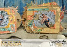 Mini-album-tag-Voyage Beneath the Sea- by Lena-Astafeva-product by Graphic 45…