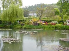 Go to Monet's Garden - Giverny, France