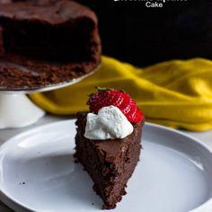 baked chocolate mousse cake (43 of 44)u