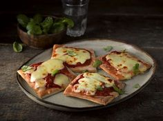 Mini gluten free pizza recipe | Newburn Bakehouse