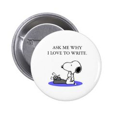 Writer's button