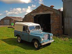 Off Roader, Land Rover series restoration - vehicle, beauty, wheels, clouds Off Roaders, Best 4x4, Tata Motors, Jaguar Land Rover, Range Rovers, 4x4 Off Road, Daihatsu, Four Wheel Drive, Defenders