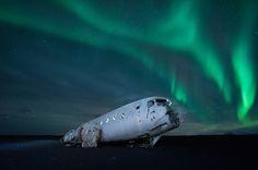 Plane Wreckage, Iceland by sarawut Intarob on 500px