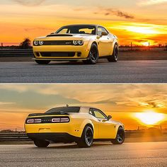 1,500 HP Hennessey Dodge Challenger Demon