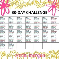 30 day Exercise challenge - Reno, Sparks | Kaia F.I.T. Sierra