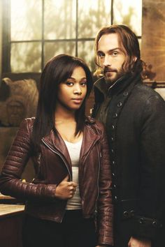 Step 2 of #SleepyHollow 12-Step Program: Believe Power greater than #Ichabbie could restore us to sanity #fatchance