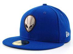 d51edf422b4 Las Vegas 51s MiLB 59FIFTY Cap Hats. Daniel Incandela · Baseball hats · New  Era ...