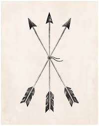 Image result for compass with four arrows tattoo