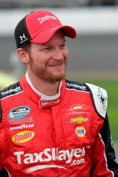 Dale Earnhardt, Jr. No. 88 TaxSlayer.com Nationwide Series