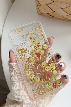 Smiley Emoji, Cute Emoji, Emoji Faces, Girl Phone Cases, Cute Phone Cases, Iphone Cases, Iphone Icon, Unicorn Phone Case, Apple Case