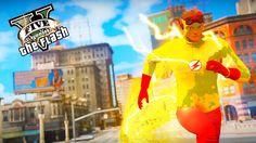 GTA 5 PC - The Kid Flash Debut ! The Flash LSPDFR ! (Ultimate Flash Mod) - Video --> http://www.comics2film.com/gta-5-pc-the-kid-flash-debut-the-flash-lspdfr-ultimate-flash-mod/  #TheFlash