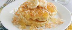 Bisquick Tropical Pancakes